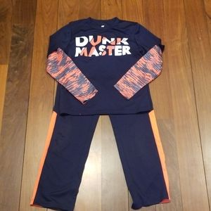 CHILDRENS PLACE polyester 2 piece sport outfit
